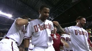 Young ends the game with a walk-off blast