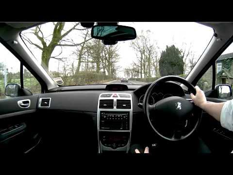Virtual Test Drive in 05 05 Peugeot 307 Quicksilver 2.0 HDi 136 Estate