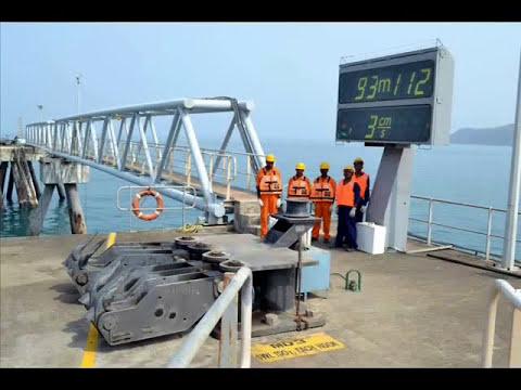 RGPPL LNG SHIP BERTHING(SLIDSHOW)