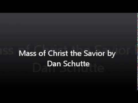Dan Schutte - Holy Holy Holy Lord God Of Host