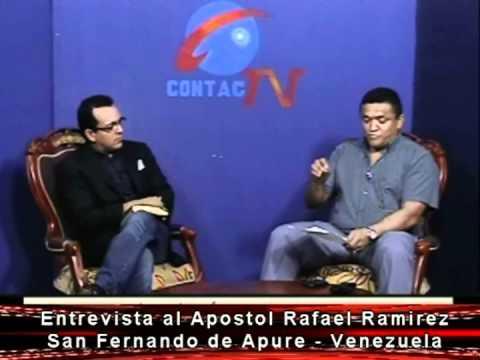 ENTREVISTA RAFAEL RAMIREZ