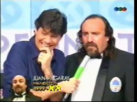 VideoMatch / Marcelo Tinelli - Chistes de Cacho Garay 1º Parte