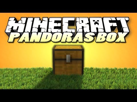 Minecraft Mods - Pandoras Box Mod (Minecraft Mod Showcase)