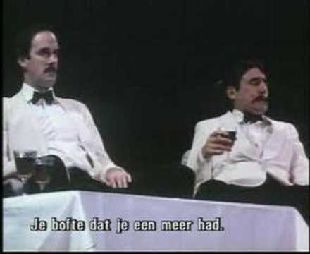 Monty Python - Four Yorkshiremen (with Rowan Atkinson)