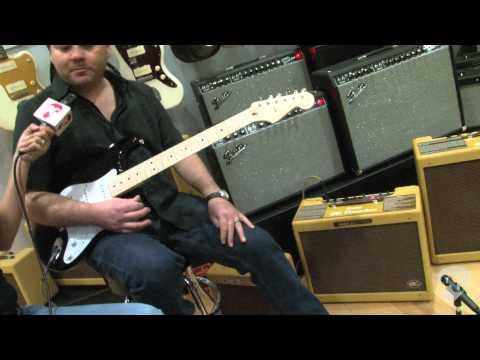 Fender Eric Clapton Signature Amps Demo