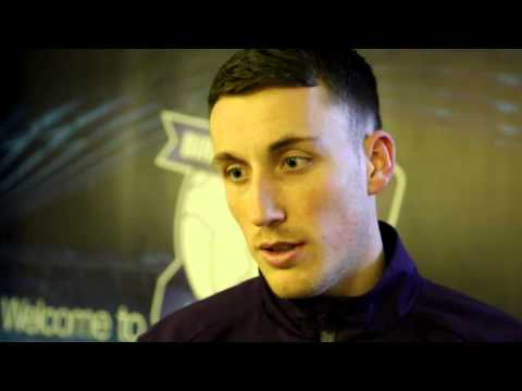 BIRMINGHAM CITY 0-4 DERBY COUNTY | Craig Forsyth Post-Match