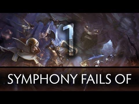 Dota 2 Symphony of Fails - Ep. 1