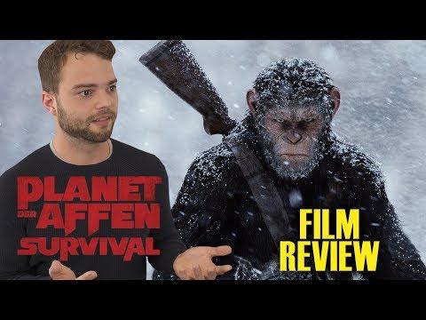 Planet der Affen: Survival - Kritik / Review
