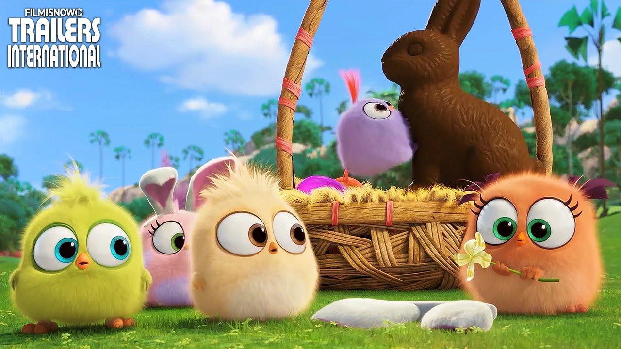 Angry Birds - O Filme | Mensagem de Páscoa dos filhotes  [Animação] HD