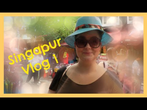 Follow me around Singapur / Shopping, Liebe & Free Wifi / Vlog 1
