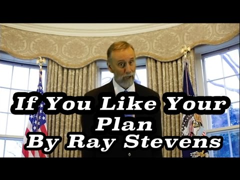 Ray Stevens - If You Like Your Plan video
