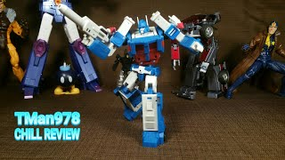 Magic Square MS-B04 Transporter 3rd Party Ultra Magnus CHILL REVIEW