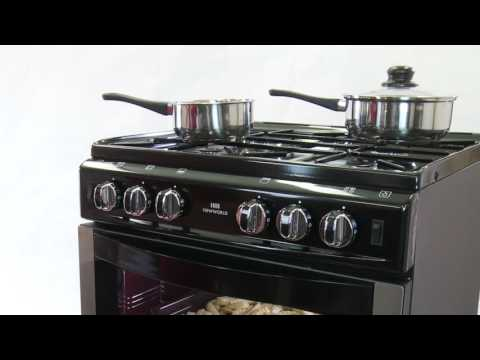NEW WORLD NW551GTC Gas Cooker Review
