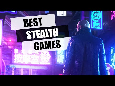 The Best Stealth Games In 2021 For PS4, PS5, Xbox One & Series X