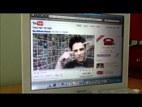 iBook G4 1.33Ghz Review - HD