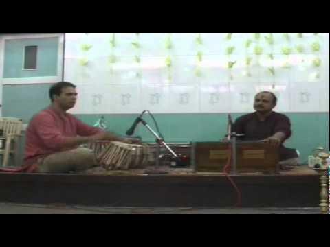 Pt. Prakash Chitnis - Solo Harmonium - Raag Basant Kauns