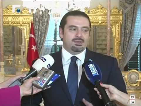 الحريري التقى أردوغان: انتخاب رئيس لسنتين يعيد فتح المشكل نفسه بعد سنتين