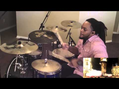 Kid Ink ft. Chris Brown - Show Me (drum cover)