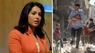 Tulsi Gabbard Sets the Record Straight on Syria