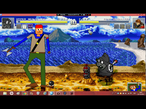 Metal Mugen #7 My Team vs Most_Mysterious