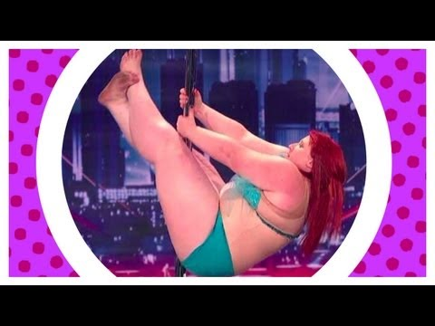 Lulu the Fat Pole Dancer on America