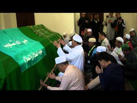 Jejak Rasul Part 7 Jordan  Maqam Nabi Syuaib.mpg