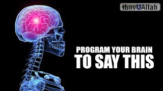 Program Your Brain To Say This – Amazing Lesson