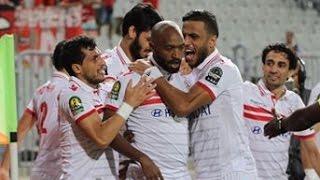 اهداف الزمالك والوداد البيضاوي المغربي 4 - 0 سيمي فاينال بطولة افريقيا أبطال الدوري