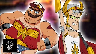 She-Ra is BETTER than He-Man? | DEATH BATTLE Bloopers