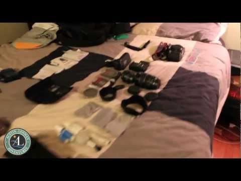 Packing Tips For Adventure Photographers
