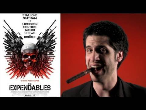 The Expendables Movie Review video
