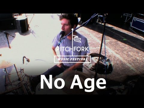 No Age - Fever Dreaming - Pitchfork Music Festival 2011
