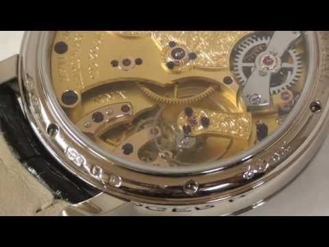 Series 2 Open Dial Wristwatch by Roger Smith