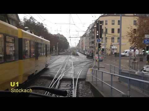 Stadtbahn Stuttgart linia U1