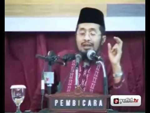 Seminar Pengusaha Muslim: Menjadi Pengusaha Muslim Sejati (Part 8) - Dr. Muhammad Arifin Badri, MA.