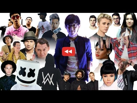 YOUTUBE REWIND INDONESIA 2016 MUSIC VIDEO COMPILATION VERSION - MUSIC BY EKA GUSTIWANA