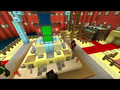 Doctor Who Online: Minecraft Server (Promo/Trailer)