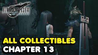 FF: Remake 7 - Chapter 13 All Collectibles In Final Fantasy 7 Remake