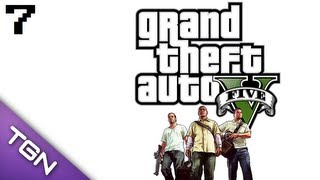 Grand Theft Auto V - PS3 [HD] #7 Die Yacht  ♣ Let's Play GTA V | GTA 5 ♣