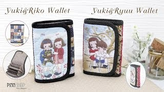 Yuki&Ryuu Wallet_PINN SHOP