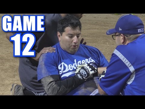 NEAR DEATH EXPERIENCE! | Offseason Softball League | Game 12