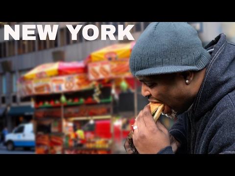 New York Street Food Reviews