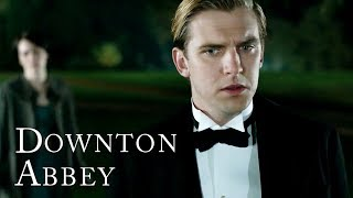 Matthew Discovers Mary's Big Secret | Downton Abbey