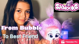 Schnooks Review Toy Opening | Bubble to Best friend | Plush Collectible Toys
