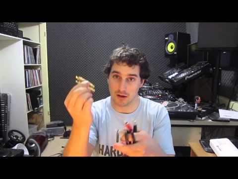 DJ Cotts - How to Recording DJ Sets (Pocket Recorders Tascam DR-05 & Sony PCM-M10) #1
