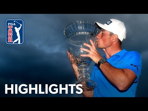 Viktor Hovland's winning highlights from Puerto Rico 2020