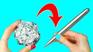 Casting Mirror Polished Japanese Foil Ball from Molten Aluminium ?