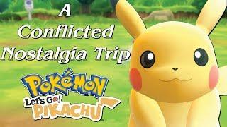 A Conflicted Nostalgia Trip through Pokemon Let's Go | Fox Bites