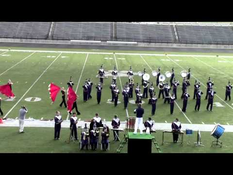 Gobles High School Marching Band 2012