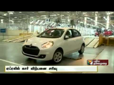 Slow Start For India's Car Sales